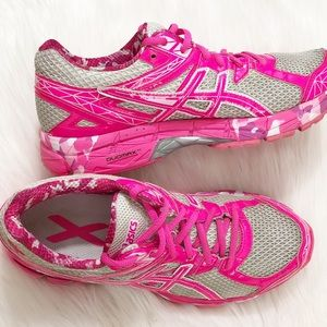 ASICS GT 1000 3 PR Breast Cancer Shoes Sneakers 8